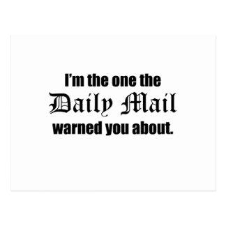 correo diario postal