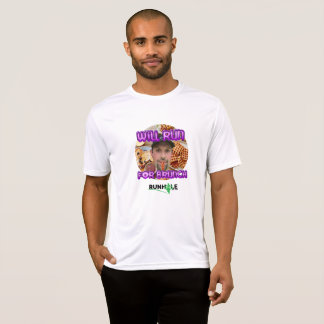 Correrá para el brunch camiseta