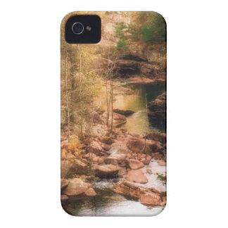 Corriente de la montaña funda para iPhone 4