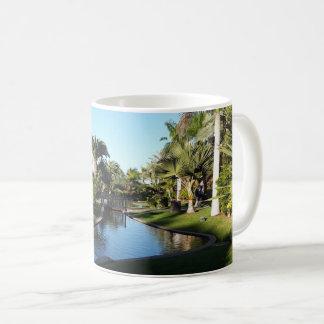 Corriente de Tenerife con la taza de las palmeras