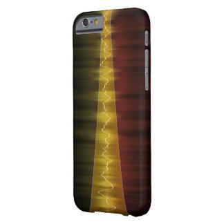 Corriente del oro funda barely there iPhone 6