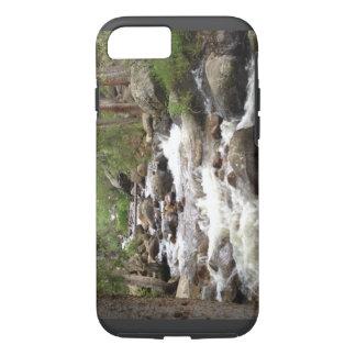 Corriente-Funda de la montaña Funda iPhone 7