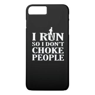CORRO así que no obstruyo a gente Funda iPhone 7 Plus