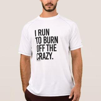 Corro para consumir el loco - .png camiseta