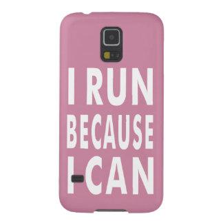 Corro porque puedo picar la caja de la galaxia S5 Funda Para Galaxy S5