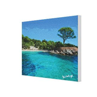 Corsica Lienzo