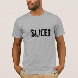 cortado, L Camiseta