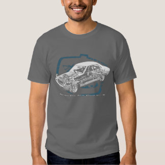 Corte de Celica Camisetas