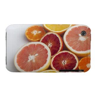 Corte los naranjas en la tabla funda bareyly there para iPhone 3 de Case-Mate