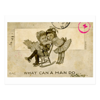 Cortejo Postcard (1911) Postal