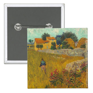 Cortijo en Provence, 1888 (aceite en lona) Pin
