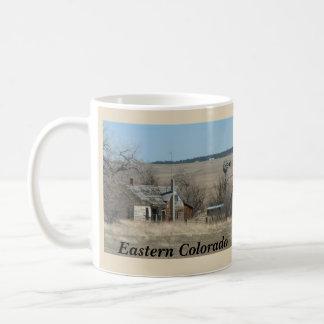 Cortijo viejo taza de café