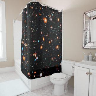 Cortina De Baño Campo profundo extremo de Hubble
