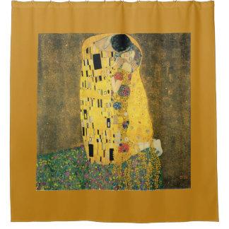 Cortina De Baño El beso de Gustavo Klimt