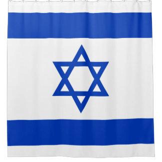 Cortina De Ducha Bandera de Israel
