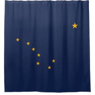 Cortina De Ducha Gráfico dinámico de la bandera del estado de