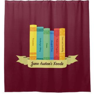 Cortina De Ducha Las novelas de Jane Austen III