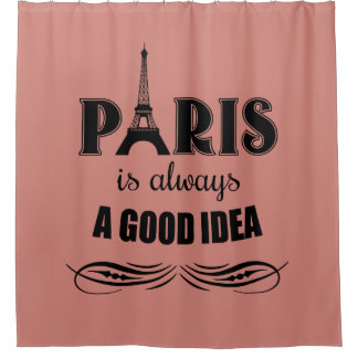 Cortina De Ducha París es siempre una buena idea