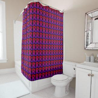 Cortina de ducha VIVA de la edición de RichLoco