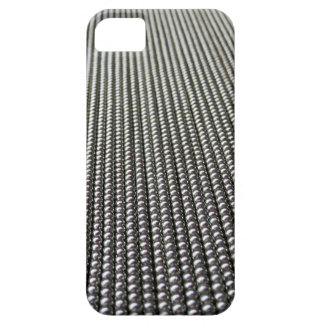 Cortina del metal funda para iPhone SE/5/5s