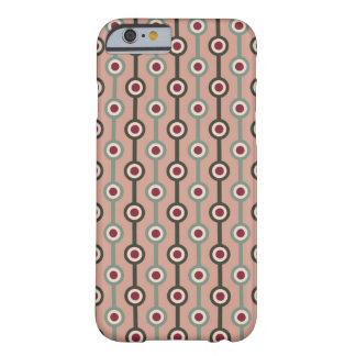 Cortina moldeada 4 funda barely there iPhone 6