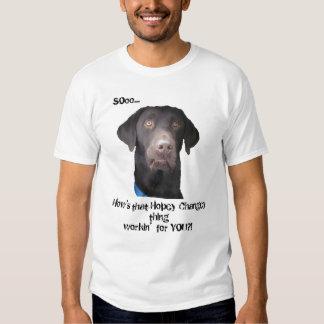 Cosa de Hopey Changey Camisetas
