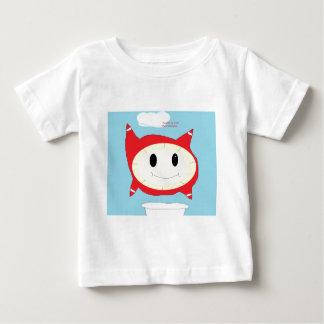 cosa de la burbuja camiseta de bebé