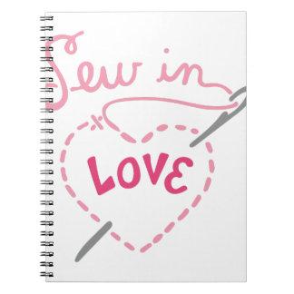 Cosa en amor libretas