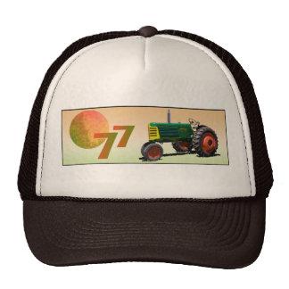 Cosecha de fila del modelo 77 gorras