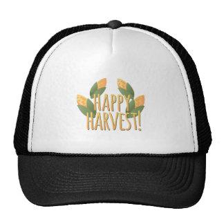 Cosecha feliz gorra
