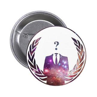 Cósmico Anon Pin