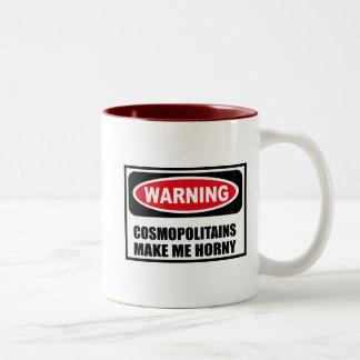 COSMOPOLITAINS de cuidado ME HACEN la taza CÓRNEA