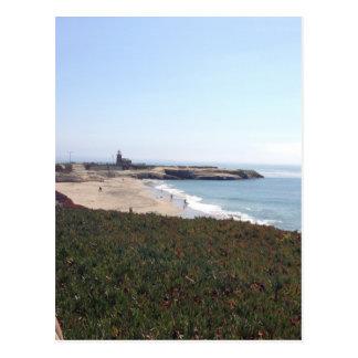 Costa costa de NorCal Tarjetas Postales