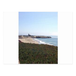 Costa costa de NorCal Postales