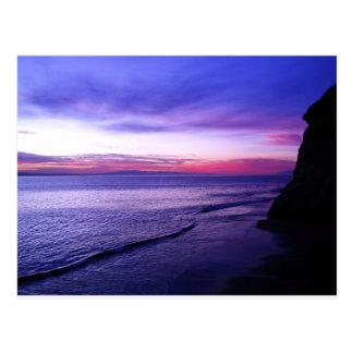 Costa costa de Santa Cruz Postal