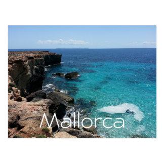Costa de Mallorca, Balearic Island, España Postal