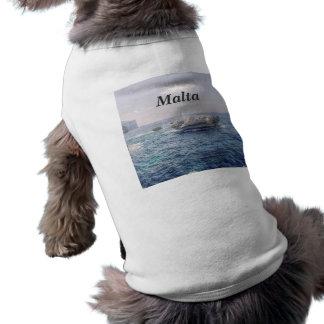 Costa de Malta Camiseta Sin Mangas Para Perro