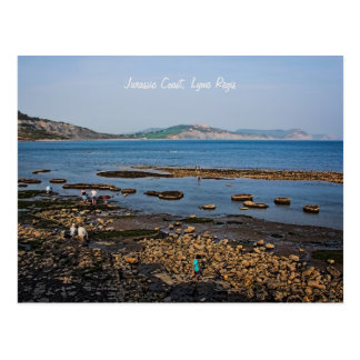 Costa jurásica, Lyme Regis, Dorset Postal