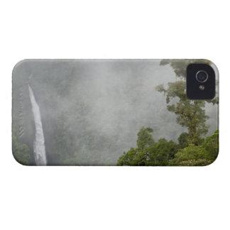 Costa Rica, bosque de la nube en montañas acerca a Case-Mate iPhone 4 Funda
