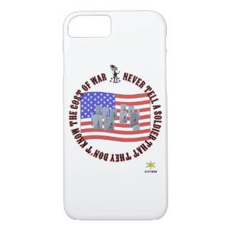 Coste de la guerra funda iPhone 7
