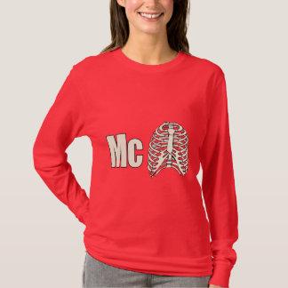 Costillas de Mc Camiseta