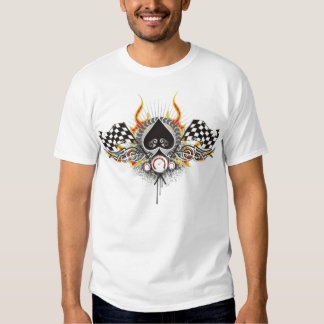 Costuras superiores de Nach Camisetas