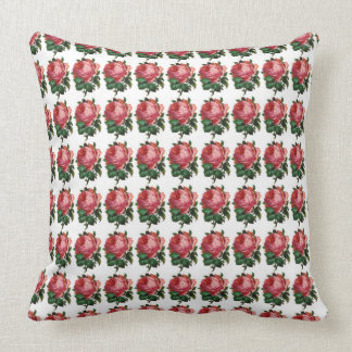 Country-Roses-Elegant-Vintage_Home-Accent_Pillows Cojín Decorativo