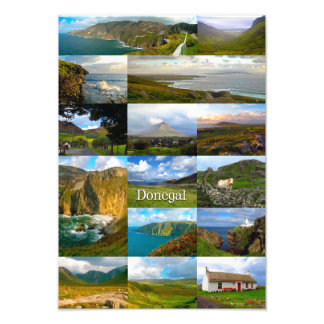 County Donegal, Ireland Foto