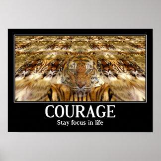 Courage_ Impresiones
