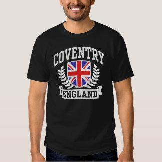 Coventry Inglaterra Camiseta