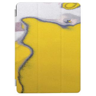 Cover De iPad Air Arte de la peladura de la pintura del coche