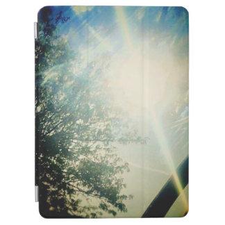 Cover De iPad Air Caso del iPad del rayo de sol