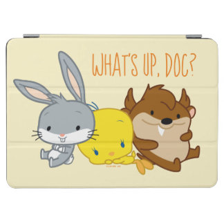 Cover De iPad Air ™ de Chibi BUGS BUNNY, TWEETY™, y TAZ™