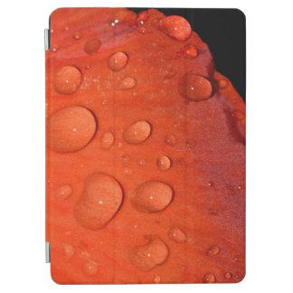Cover De iPad Air El agua roja cae - la ensenada de Smart del aire 2